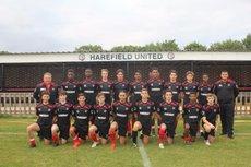 Harefield United U18 Allied Counties