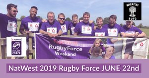 The Clubhouse Gets a Make over with Natwest RugbyForce