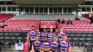 Maximuscle 7s May 2019 at the Stoop
