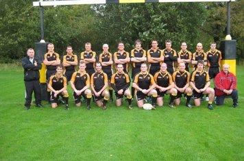 1st XV back in 2011