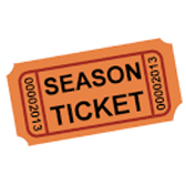 Season Tickets for 2019-2020 Now Available ** Apply Within **