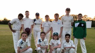 Wetherby League R1 Cup Victory