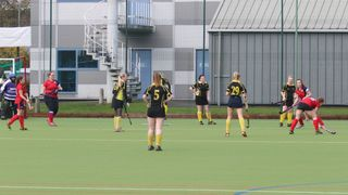 2nds vs Cambs CIty5  11-11-17