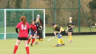 2nds vs Cambs City5  03-02-18
