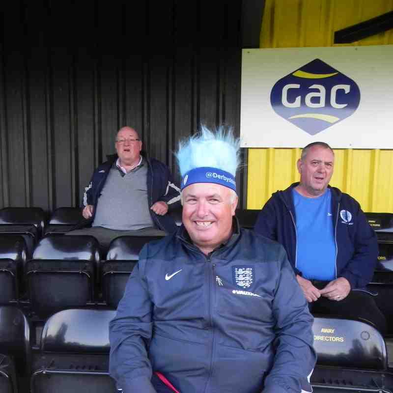 LINGFIELD FA CUP
