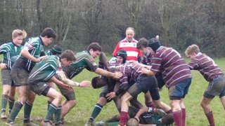 U16 Crawley vs HWRFC (league)