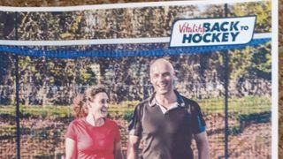 BACK to Hockey sessions on Monday evenings
