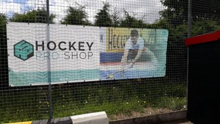 New pitch banners