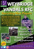 Vandals Recruiting New Players