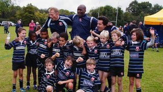 Under 9s win at Bromley