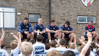 Bristol Bears camp comes to Yatton