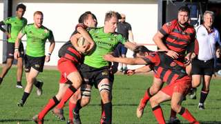 1XV v Old Reds II (A) 20.10.18