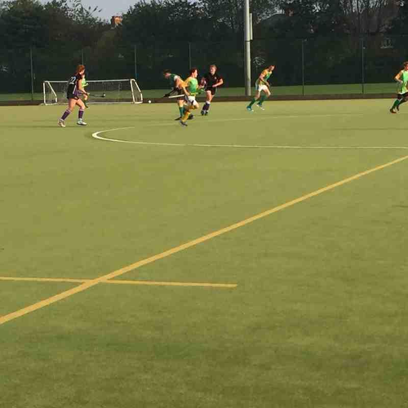 Morpeth 4s vs North Shields 3s