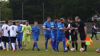 First Team v Eastbourne United