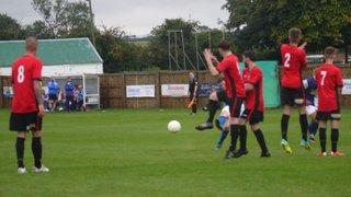 First Team v Burnham