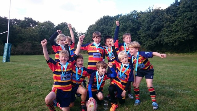 Mini & Junior Rugby Is Back!!