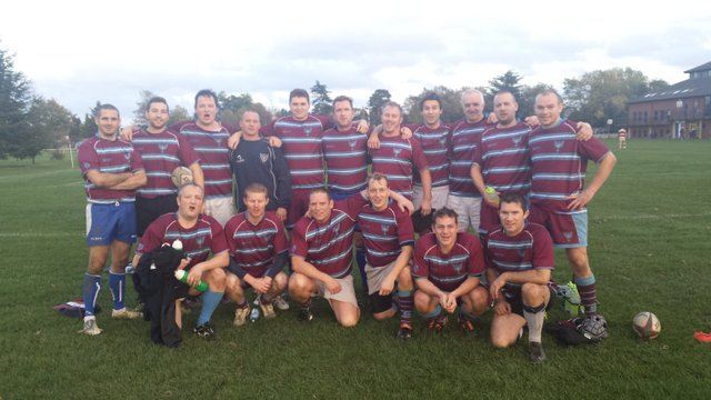 4th XV - The Strollers