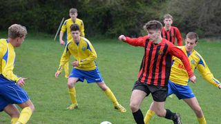 U18 AFC Henley Hurricanes 2 –2 U18 Ascot United Royals