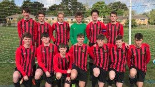 U18 Bracknell United 3 –4 U18 AFC Henley Hurricanes