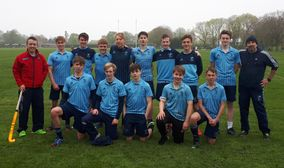 Boys U18b win their EH Tier3 Cup Semi-Final against Chesterfield