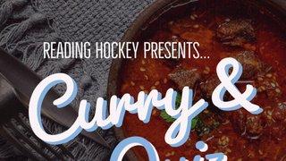 Curry & Quiz Night Tomorrow - Saturday 7th