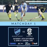 Mens 1st XI v Surbiton - Saturday 14th September @ 18:30