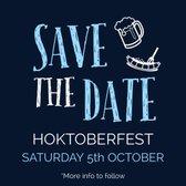 Hoktoberfest 5th October 2019