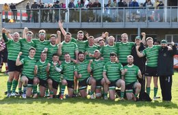 Frome play off match report