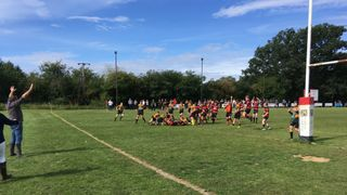 Wymondham Titans vs Bury St Edmund