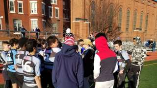MDX face off with Gonzaga