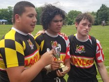 Tyler Lopes and Rugby Maryland are in Goff
