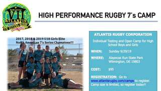 2019 Fall Rugby