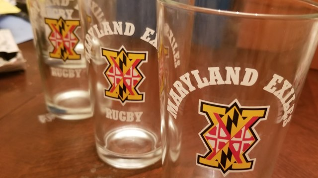 MDX Pint Glasses are here!