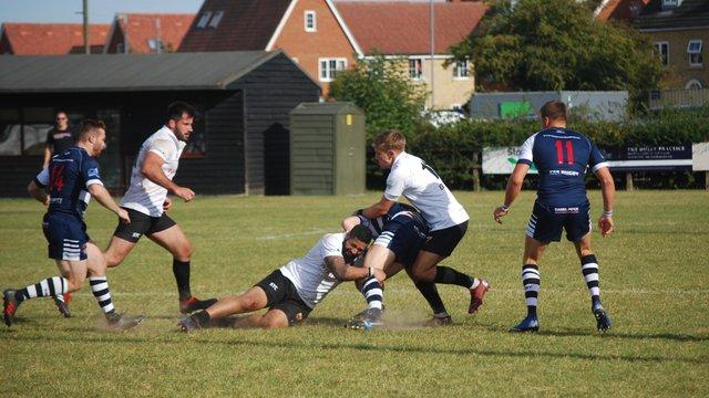 Colchester 1st XV 8 | 5 Sudbury