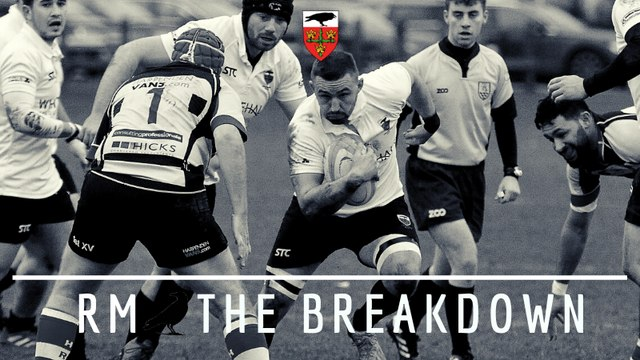 CRFC Newsletter: The Breakdown