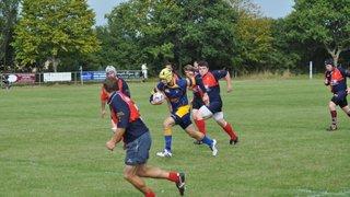 Raynes Park XV vs Cranleigh XV