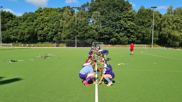 Save the Date!!!  October Half Term Hockey Camp !