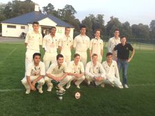 Ealing U17s Win Middlesex County Cup