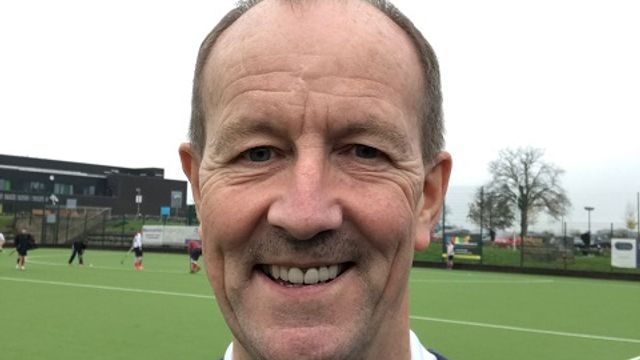 England Hockey - Meet the man who has played 1000 games of hockey