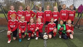 Under 12's Girls (Hawks)