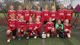 Under 12's Girls (Hawks)