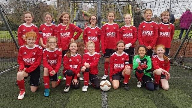Under 13's Girls (Hawks)