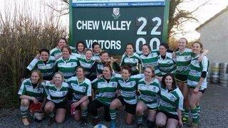 Chew Valley Cats V's Cheddar