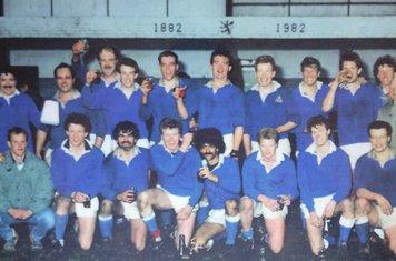 Griffin Plaque Winners April 1988