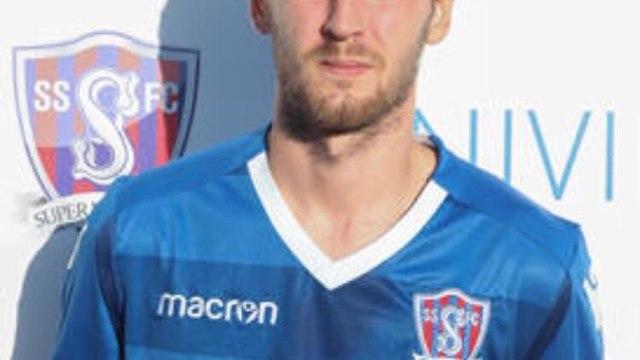 AFC Aldermaston sign Luke Williams