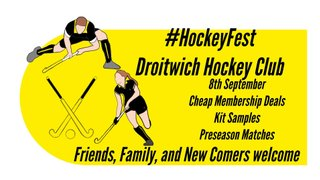 HockeyFest 2018 Open Day this Saturday 8th Sept