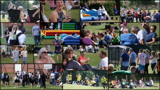 Midsummer Sports Open Day - Frank Holliday Memorial Weekend