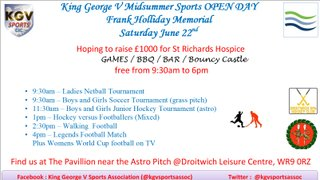 Midsummer Sports OPEN DAY