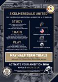 SKELMERSDALE UNITED | YEAR 11 TRIALS | MAY HALF TERM