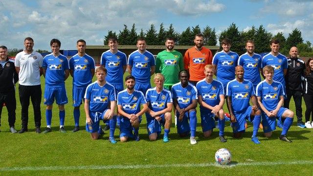 Skelmersdale United F.C. First Team